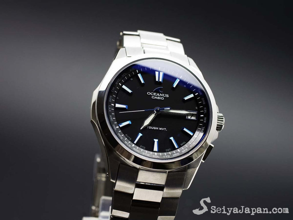 39b7ccce6cba CASIO OCEANUS OCW-S100-1AJF Made in Japan – seiyajapan.com
