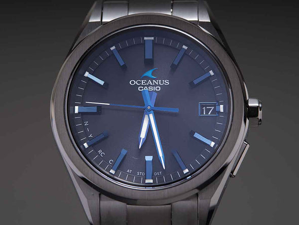 CASIO OCEANUS OCW-T200SB-1AJF Made in Japan - seiyajapan.com