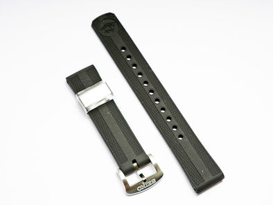 Seiko Silicon Strap For Sbdx105 & Sbdc101 (20Mm ) / R03E011J0 Accessories