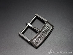 "GRAND SEIKO Buckle 16mm ""Capital Letter"" SEIKO - seiyajapan.com - 1"