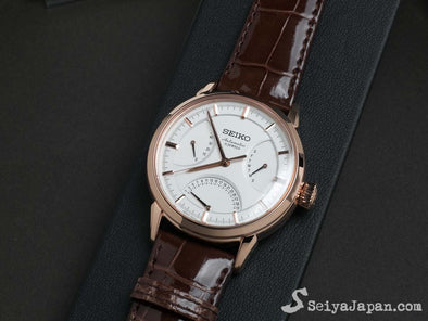 SEIKO AUTOMATIC PRESAGE SARD006  Made in Japan - seiyajapan.com