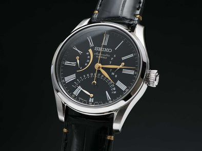 "SEIKO AUTOMATIC PRESAGE SARD011 ""URUSHI"" Made in Japan - seiyajapan.com"