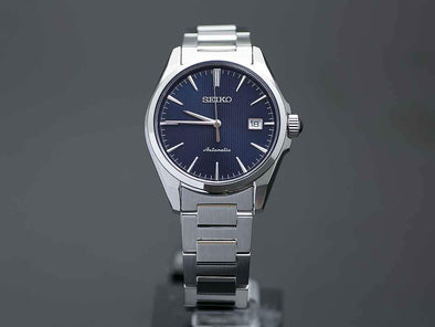 SEIKO AUTOMATIC PRESAGE SARX045/ Deep Blue Dial  Made in Japan - seiyajapan.com