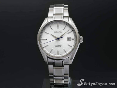 SEIKO AUTOMATIC PRESAGE SARX055 Titanium Made in Japan - seiyajapan.com