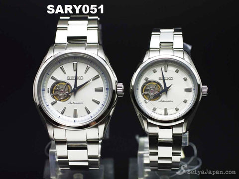 SEIKO AUTOMATIC PRESAGE SARY051 for Men - seiyajapan.com - 8