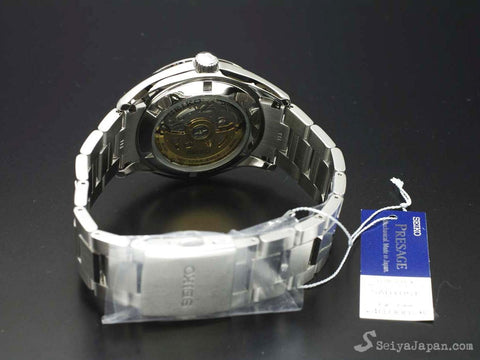 SEIKO AUTOMATIC PRESAGE SARY051 for Men - seiyajapan.com - 6