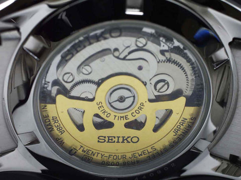 SEIKO AUTOMATIC PRESAGE SARY051 for Men - seiyajapan.com - 7