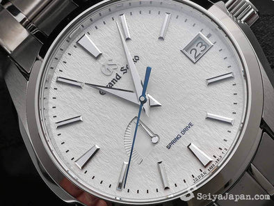 Grand Seiko Spring Drive SBGA211 /Current price - seiyajapan.com