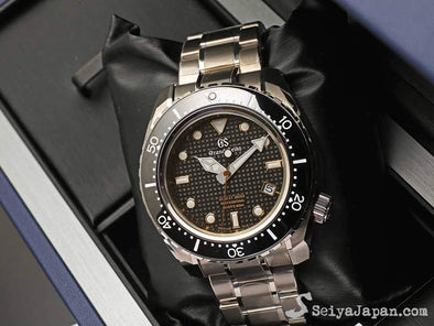 Grand Seiko Automatic SBGH255 /Current price - seiyajapan.com