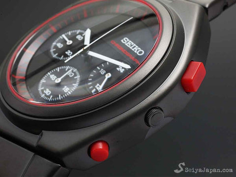 SEIKO×GIUGIARO DESIGN SCED055 Limited Edition for Motorcycle riders - seiyajapan.com