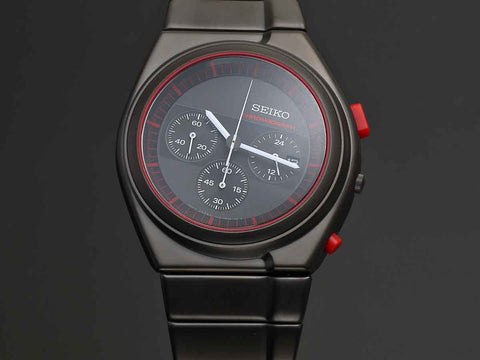 SEIKO×GIUGIARO DESIGN SCED055 Limited Edition for Motorcycle riders