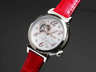 SEIKO LUKIA Automatic SSVM023 SWAROVSKI® Made in Japan - seiyajapan.com