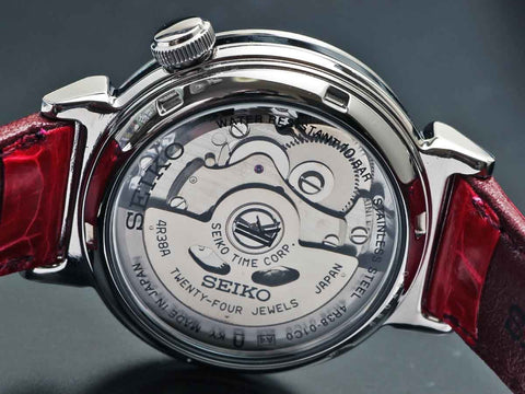 SEIKO LUKIA Automatic SSVM023 SWAROVSKI® JAPAN MADE
