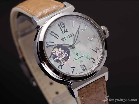 SEIKO LUKIA Automatic SSVM029 JAPAN MADE - seiyajapan.com