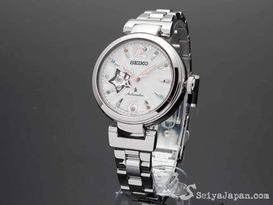 SEIKO LUKIA Automatic SSVM039 SWAROVSKI® Made in Japan