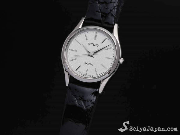 "SEIKO Exceline High Accuracy Quartz SWDL209 ""10 sec/yr"" Made in Japan For Ladies - seiyajapan.com"