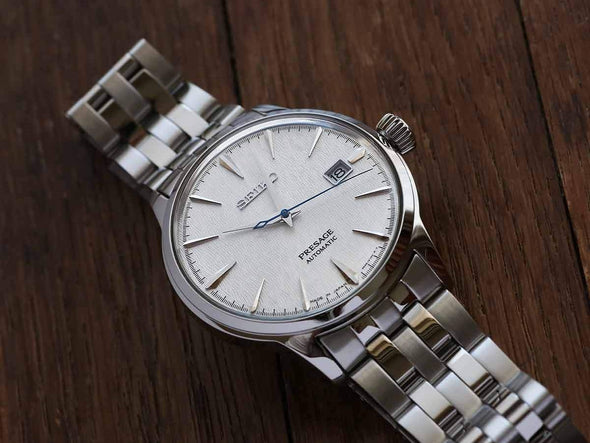 SEIKO AUTOMATIC PRESAGE SARY103 Made in Japan - seiyajapan.com