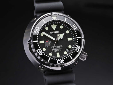 SEIKO Marinemaster Professional 600M Diver Springdrive SBDB013 Made in Japan - seiyajapan.com