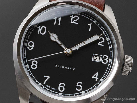 SeiyaJapan Origial Watch Automatic A167-A(Dial Type A)