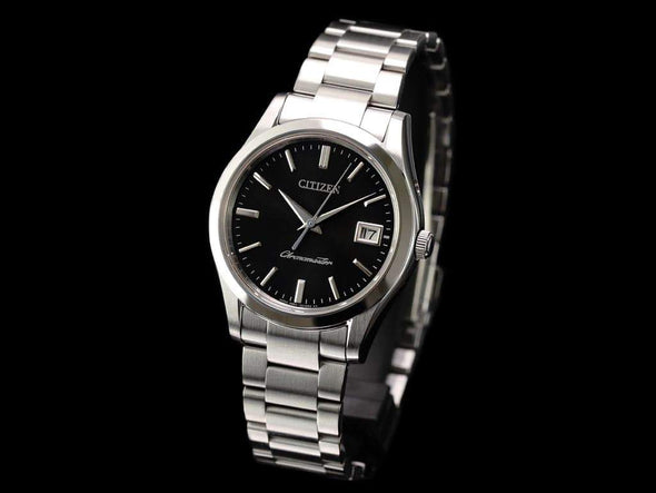 THE CITIZEN High precision quartz AB9000-61E Made in Japan - seiyajapan.com
