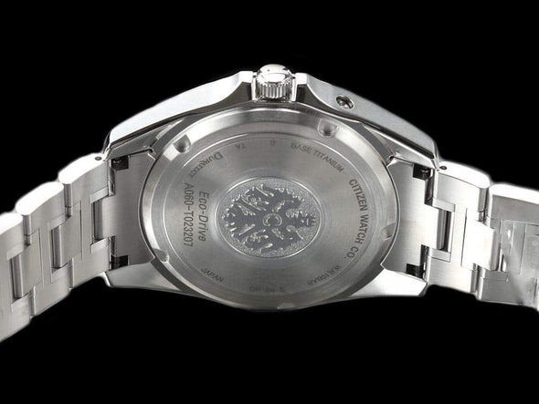 THE CITIZEN Eco-Drive AQ4020-54Y / Japanese traditional paper dial Made in Japan - seiyajapan.com