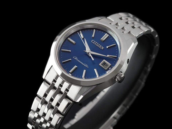 THE CITIZEN Eco-Drive AQ4041-54L Made in Japan - seiyajapan.com