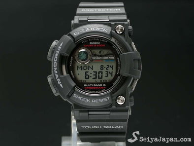 G-Shock GWF-1000-1JF  Atomic Frogman Made in Japan - seiyajapan.com
