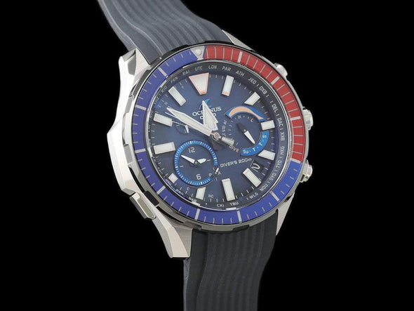 Casio Oceanus Cachalot 200M Diver Ocw-P2000C-2Ajf Made In Japan / With Bluetooth® Radio Wave