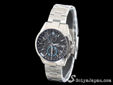 CASIO OCEANUS OCW-T2600-1AJF Made in Japan - seiyajapan.com