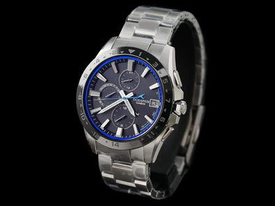 CASIO OCEANUS OCW-T3000A-1AJF Made in Japan - seiyajapan.com