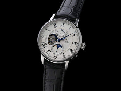 ORIENT OrientStar Mechanical Moon Phase RK-AM0001S Made in Japan