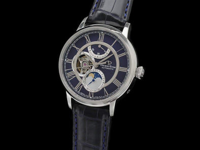 ORIENT OrientStar Mechanical Moon Phase RK-AM0002L Made in Japan - seiyajapan.com