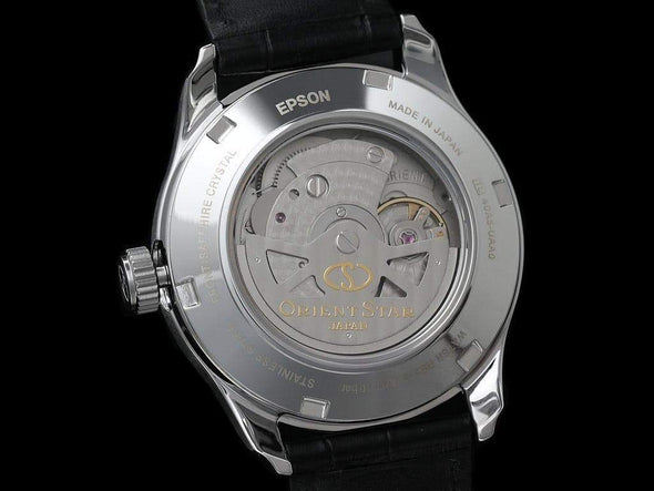 ORIENT OrientStar Mechanical Retrograde RK-DE0303S Made in Japan - seiyajapan.com