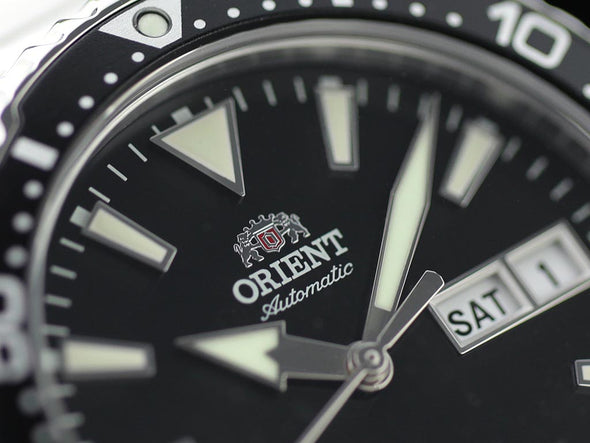 "ORIENT Sports RN-AA0001B  ""Kamasu"" Made in Japan"
