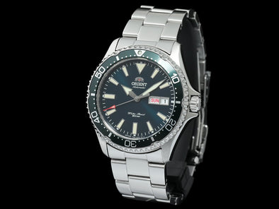 "ORIENT Sports 200M Diver RN-AA0808E  ""Kamasu"" Made in Japan"