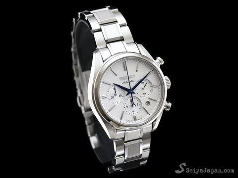 SEIKO AUTOMATIC CHRONOGRAPH PRESAGE SARK005 JAPAN MADE