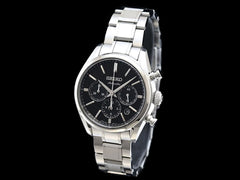 SEIKO AUTOMATIC CHRONOGRAPH PRESAGE SARK007 JAPAN MADE