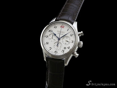 AUTOMATIC CHRONOGRAPH PRESAGE SARK011 JAPAN MADE - seiyajapan.com