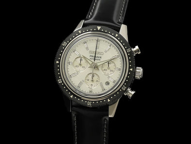 "SEIKO AUTOMATIC CHRONOGRAPH PRESAGE SARK015 ""Limited Edition"" Made in Japan"