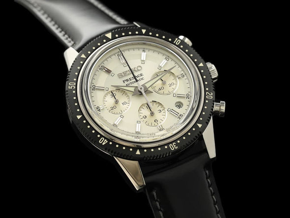 "SEIKO AUTOMATIC CHRONOGRAPH PRESAGE SARK015 ""Limited Edition"" Made in Japan - seiyajapan.com"
