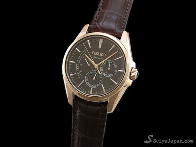 SEIKO AUTOMATIC PRESAGE SARW034 Made in Japan - seiyajapan.com