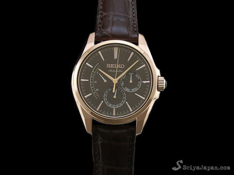SEIKO AUTOMATIC PRESAGE SARW034 JAPAN MADE
