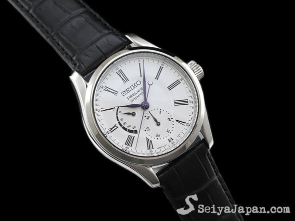 "SEIKO AUTOMATIC PRESAGE SARW035 ""ENAMELED DIAL"" Made in Japan - seiyajapan.com"