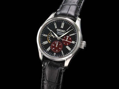 SEIKO AUTOMATIC PRESAGE SARW045 The Urushi Byakudan-nuri Limited Edition Made in Japan - seiyajapan.com