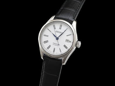 "SEIKO AUTOMATIC PRESAGE SARX049 ""ENAMELED DIAL Made in Japan - seiyajapan.com"