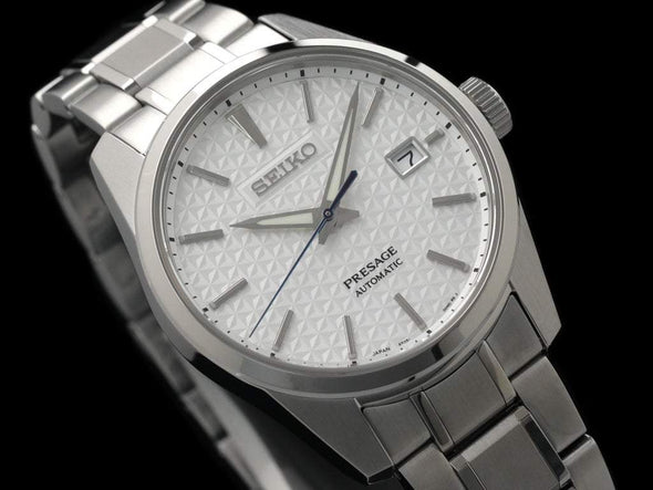 Seiko Automatic Presage Sarx075 Made In Japan Automatic