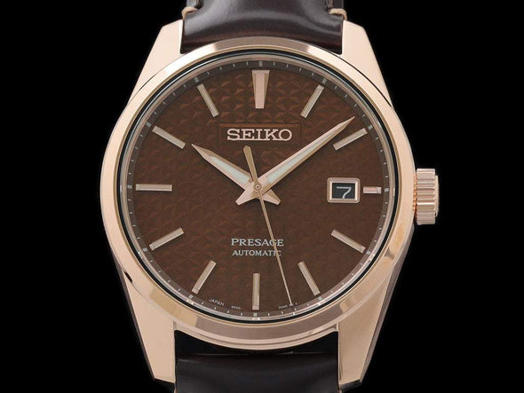Seiko Automatic Presage Sarx080 Made In Japan Automatic
