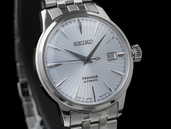 SEIKO AUTOMATIC PRESAGE Sky Diving  SARY161 Made in Japan - seiyajapan.com