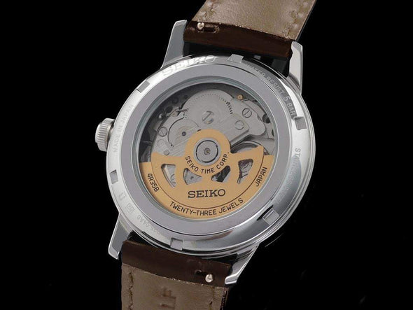 Seiko Automatic Presage Sary167 Made In Japan Automatic