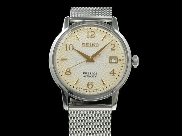 SEIKO AUTOMATIC PRESAGE SARY177 Made in Japan